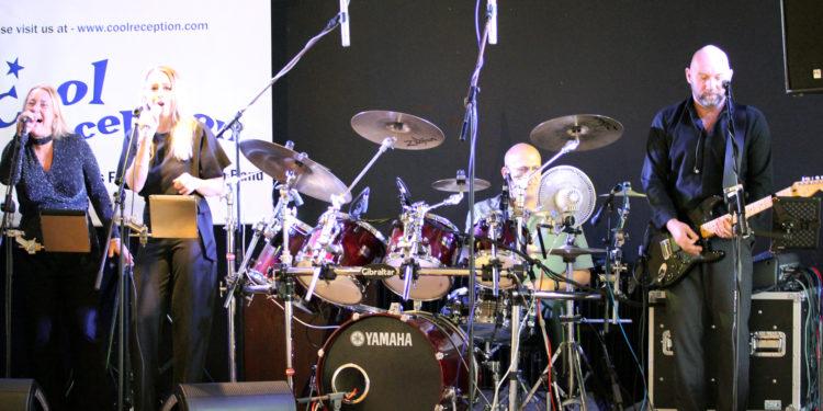 Cool Reception Live Band Edinburgh